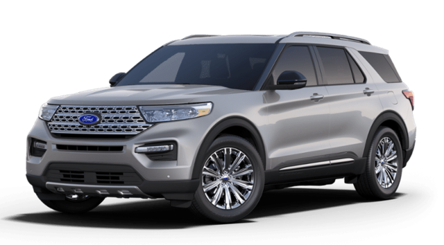 New Ford for sale 2020 Ford Explorer Limited SUV in Randolph, NJ